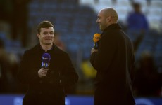 Check out Brian O'Driscoll's brilliant analysis on BT Sport last night