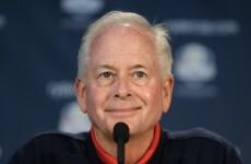 PGA president sacked over Poulter 'lil girl' jibe