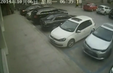 This driver is worse at parking than anyone you have ever seen, ever