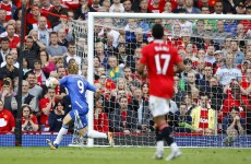 Flashback: The last time Manchester United beat Chelsea at Old Trafford