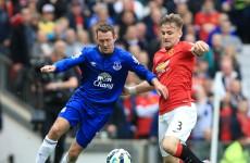 As it happened: Man United v Everton, Premier League
