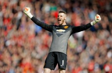 'Great' De Gea won the game for Manchester United – Van Gaal
