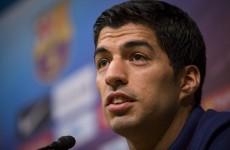 I wasn't racist to Patrice Evra – Luis Suarez