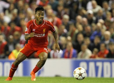 Will Sterling come back from international duty with a goal?