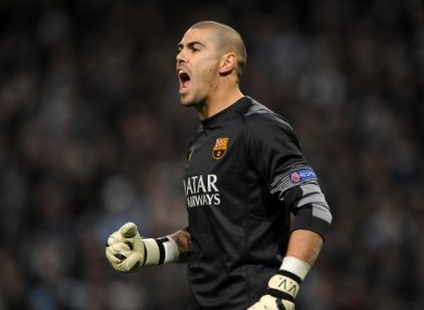 Will Victor Valdes replace Simon Mignolet?