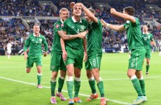 O'Shea grabs dramatic draw for Ireland against Germany with last-gasp goal