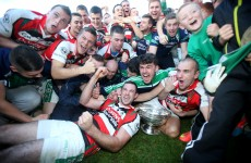 The 23 reactions when you win a GAA final with your club
