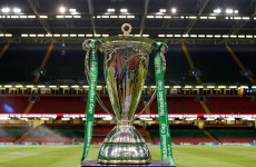 Heineken may sponsor the Champions Cup but the name 'Heineken Cup' is dead and gone