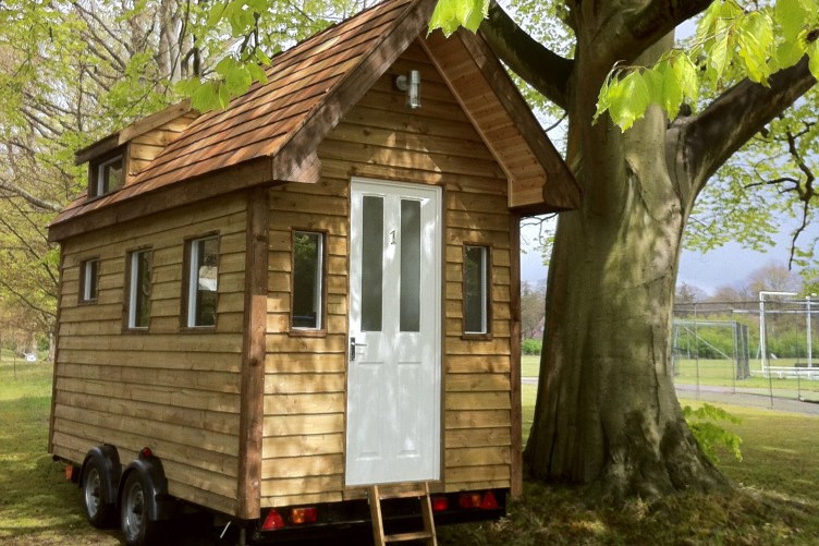 Thinking big to go small How tiny houses can be a good first move