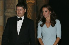 Kate Middleton debuts her tiny baby bump… It's the Dredge