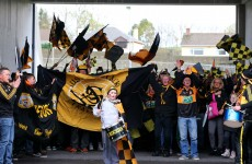 Praise for Austin Stacks colourful fans – 'The supporters are unique, I've never seen anything like it'