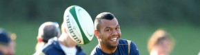 I'm not his social worker: Michael Cheika on dealing with Kurtley Beale