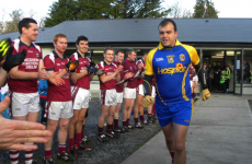 €10,000 raised in charity game for All-Ireland winner who retired after battling throat cancer