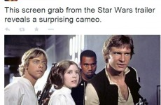 Here is what Twitter made of the new Star Wars trailer