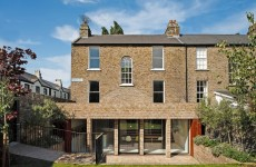 Renovation station: Shutters back on a warm extension for a protected house
