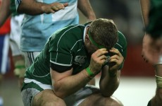 It's been six years since one of the most depressing days Irish rugby has ever had
