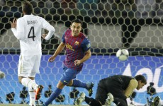Is Xavi about to become big in Japan?