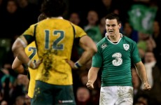 'We left a Grand Slam behind us': Sexton chasing improvements after '9/10′ year