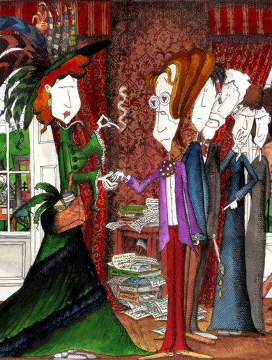 Silly Willie: A gentle poke at Yeats's lifelong crush on Maud Gonne