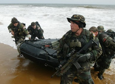 US Navy SEALs (File photo)