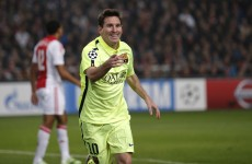 71 reasons why Lionel Messi is a Champions League legend