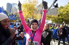 Caroline Wozniacki broke all the rules, and still ran the New York Marathon in 3:27