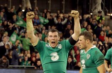 Courage commitment and character key to win, says George Hook