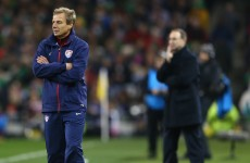 Klinsmann: The USA have to be 'nastier' to win