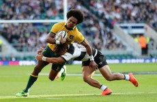 Toomua and Speight to start as Australia make four changes for Ireland Test