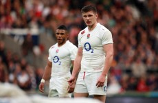 England axe Farrell for Australia clash, Cheika makes three changes