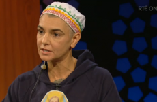 Here is Sinead O'Connor's call for non-violent revolution on the Late Late Show