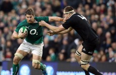 Ireland well able to carry the ball without me — Sean O'Brien