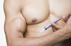 More and more men are receiving treatment for steroid abuse