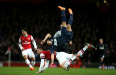 LIVE: Arsenal v Manchester United, Premier League