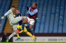 Southampton denied the joy of six wins in a row by stubborn Villa