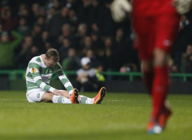 Celtic advanced despite a disappointing loss at home.