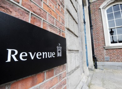 The Revenue Commissioners offices at Dublin Castle