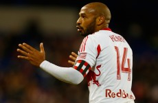 Could Thierry Henry be on his way back to Arsenal?