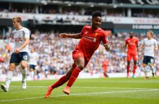 It seems Raheem Sterling is not going anywhere soon despite links