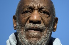 Bill Cosby stays quiet when asked about rape allegations on US radio