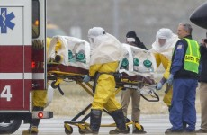 A doctor has died from Ebola at a Nebraska hospital