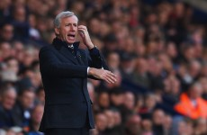 Alan Pardew compares Newcastle to Bayern Munich
