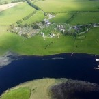 Clonmacnoise site <span class=
