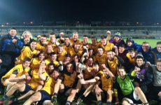 Wicklow's McGraynor bags two goals as DCU lift Ryan Cup title against St Mary's