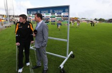 Richie Power predicts great things for Michael Rice on cruciate return