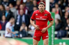 Referees in focus for Munster as fullback Jones keeps up with trends
