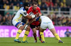 As it happened: Clermont vs Munster, Champions Cup