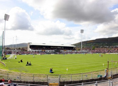 Casement Park: Project costed at £77 million.