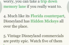 This Disneyland detail will give Irish people an immature LOL