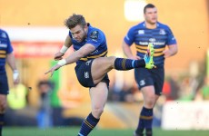 'It's no secret out-half is my preferred position' – Ian Madigan on playing 10 or 12
